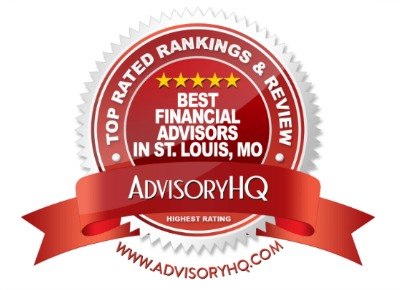 """Advisory HQ's """"Top Wealth Mangers in St. Louis"""""""