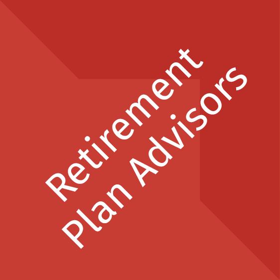 Retirement Plan Advisors