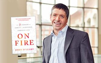 John o leary on fire