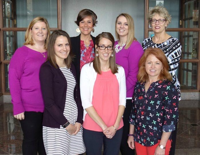 Plancorp's Women's Initiative Team