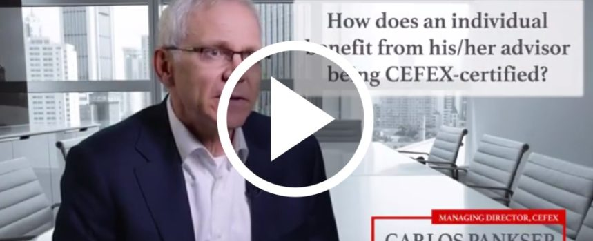 Benefits of Having a CEFEX-Certified Advisor