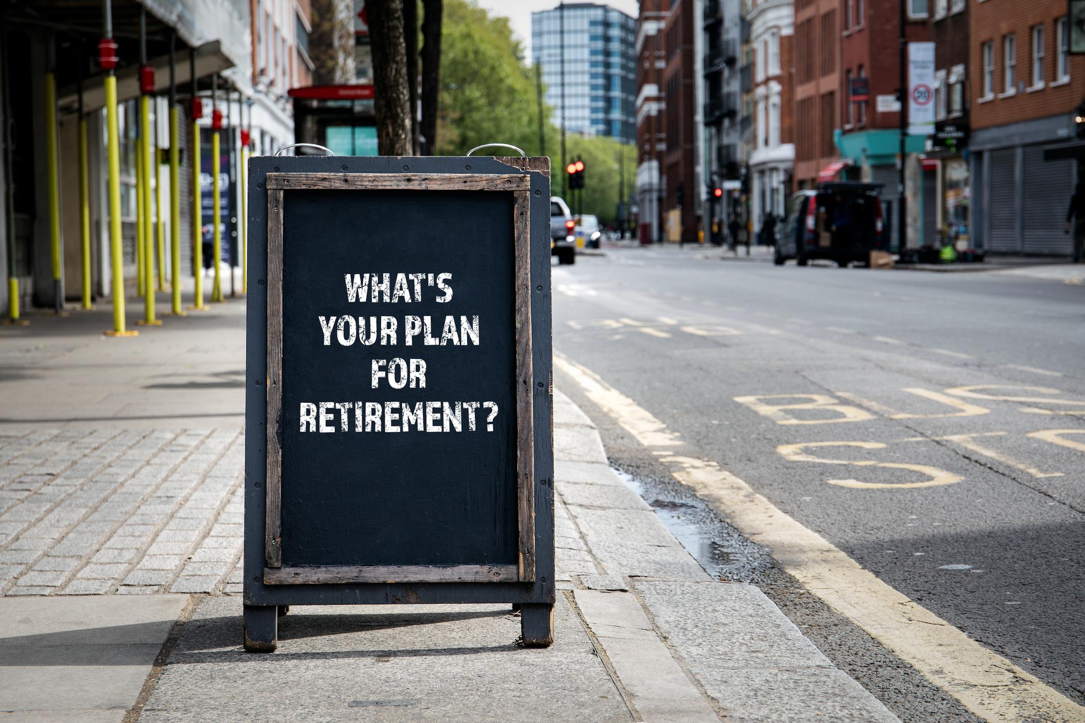 Video Series - Mistake #5 - No Retirement Plan