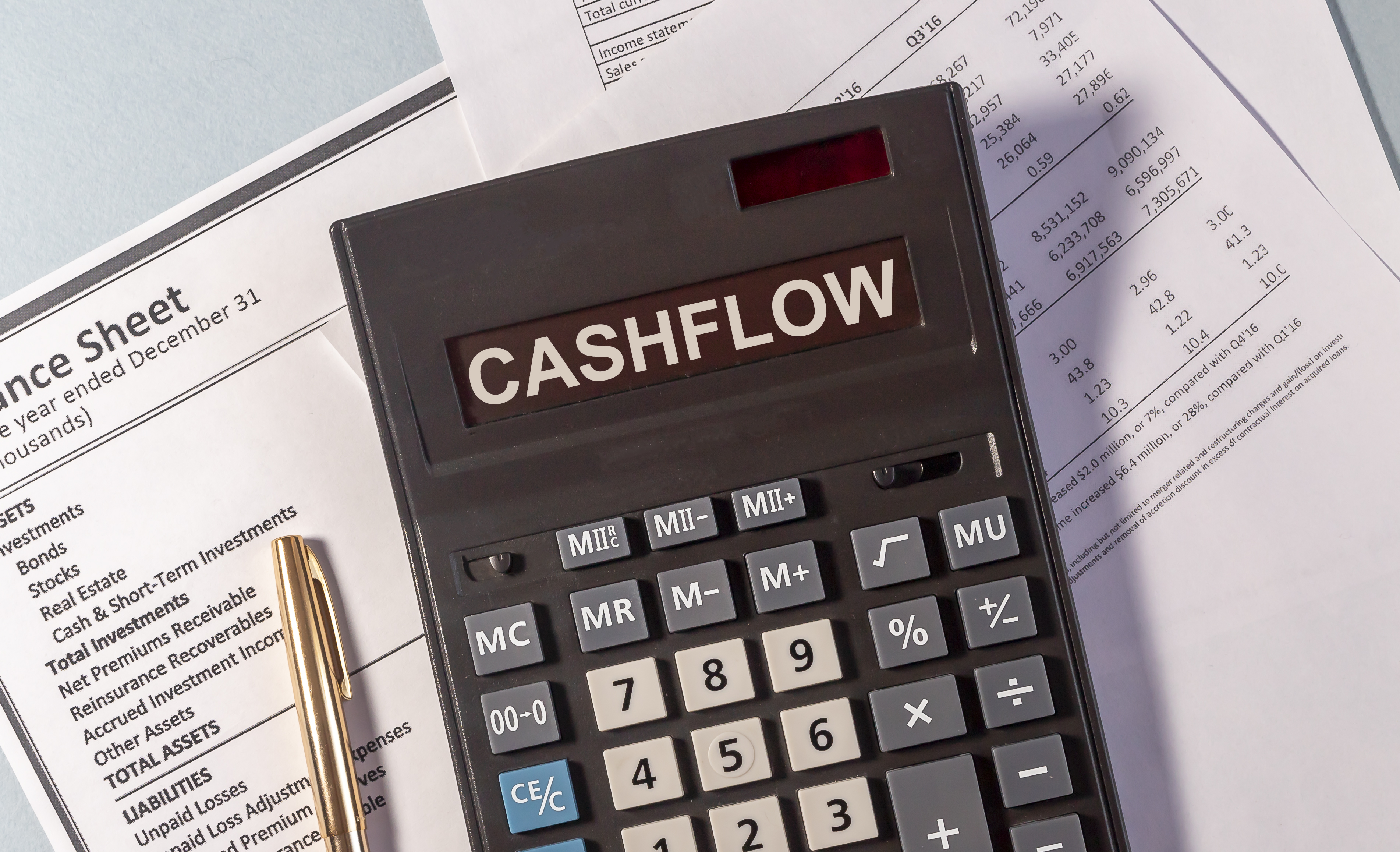 Video Series - Mistake #2 Business Owners Make: Bad Cash Flow Management